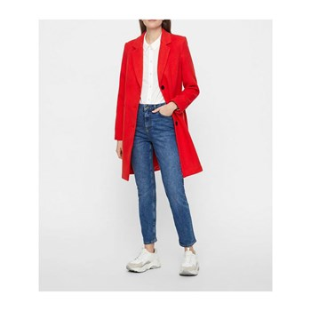 Vero Moda - Cindy - Manteau - rouge