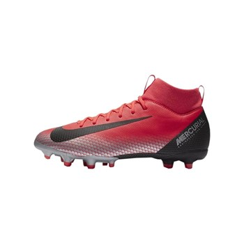 Nike - Chaussures de foot - rouge