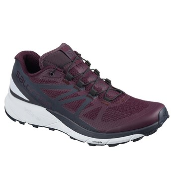 Salomon - Baskets basses - violet