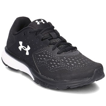 Under Armour - Charged rebel - Baskets basses - noir