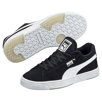Puma - Sneakers in pelle - nero