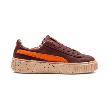 Puma - Cream - Sneakers - marron