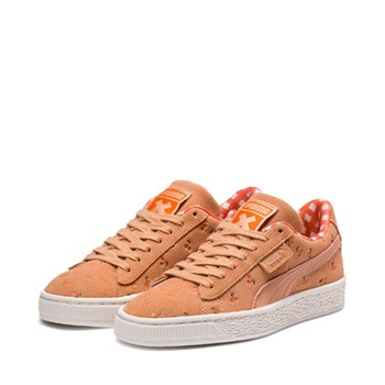 Puma - Cream - Sneakers in pelle - pesca