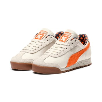 Puma - Cream - Sneakers - ecru