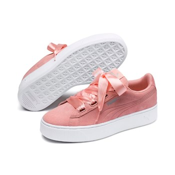 Puma - Vikky - Baskets basses - rose