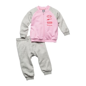 Puma - Mini - Ensemble jogging - gris