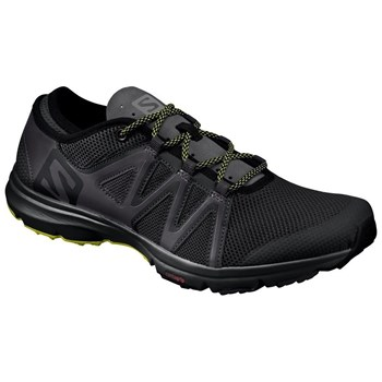 Salomon - Baskets basses - noir