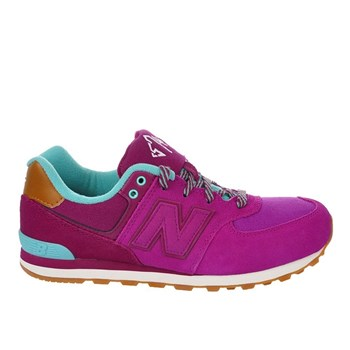 New Balance - Kl574nfg - Baskets basses - multicolore