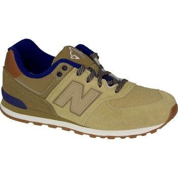 New Balance - Kl574nmg - Baskets basses - beige