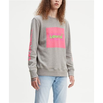 Levi's - Midtone - Sweat-shirt - bruyère