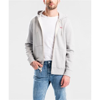 Levi's - Medium - Sweat à capuche - bruyère