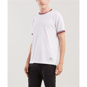 Levi's - Mighty - T-shirt manches courtes - blanc