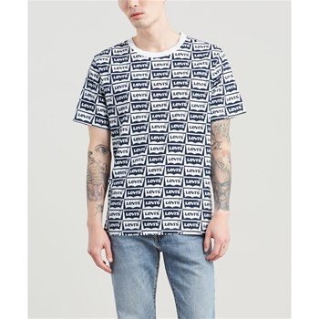 RELAXED GRAPHIC - T-SHIRT MANCHES COURTES - BLEU Levi's