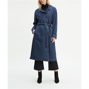 Levi's - Authentic - Trench - bleu jean