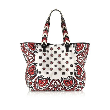 Red Valentino - Sac shopping - multicolore