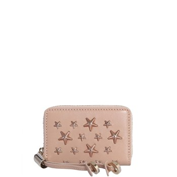 Jimmy Choo - Portefeuille - rose