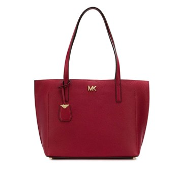 Michael Kors - Sac shopping - rouge
