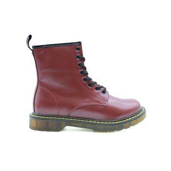 Kebello - Bottines - rouge