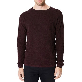Selected - Pull - bordeaux