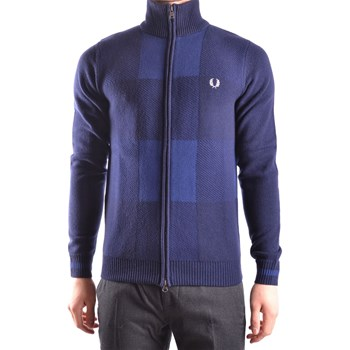 Fred Perry - Pull - bleu