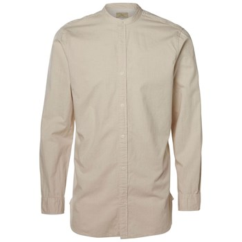 Selected - Chemise manches courtes - ecru
