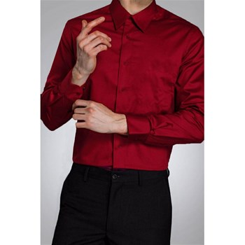 Kebello - Chemise manches longues - rouge