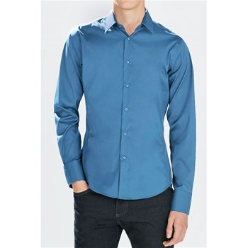Kebello - Chemise manches longues - turquoise