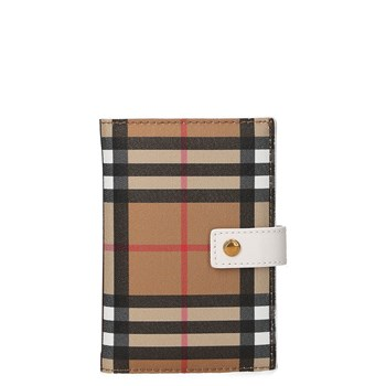 Burberry - Portefeuille - blanc