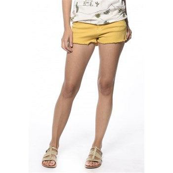 Deeluxe - Curry - Short - jaune