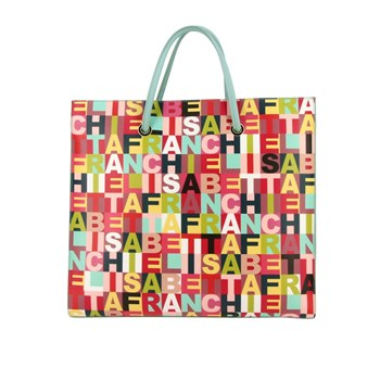 Elisabetta Franchi - Sac shopping - multicolore