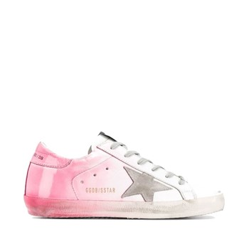 Golden Goose - Baskets basses - blanc