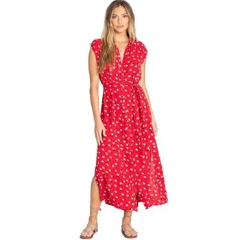 Billabong - Little flirt - Robe droite - rouge