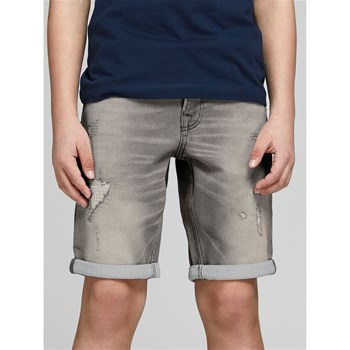 Jack & Jones - Jjirick - Short - gris