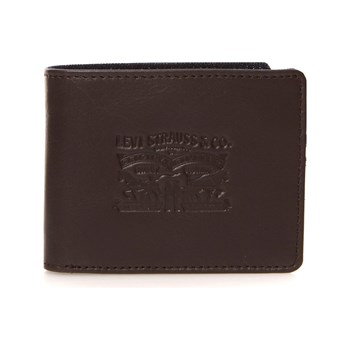 Levi's - Bifold with coin - Brieftasche - maulwurfsfarben