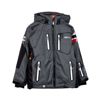 Geographical Norway - Warrior - Blouson de ski - gris foncé
