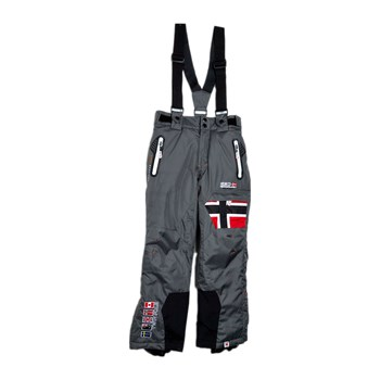 Geographical Norway - Walkman - Pantalon de ski - gris foncé
