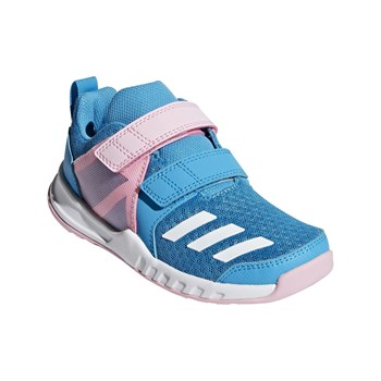 BASKETS RUNNING - BLEU adidas Performance