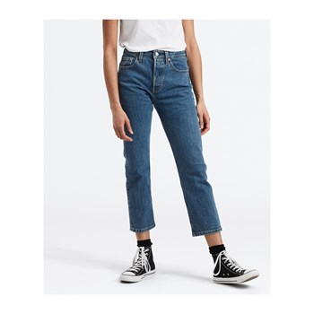 Levi's - 501 - Jeans mom - blu jeans