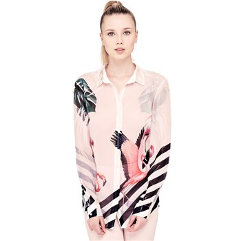 Guess - Chemise manches longues - multicolore