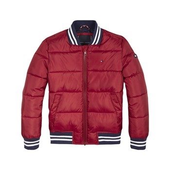 Tommy Hilfiger - Bombers - brun