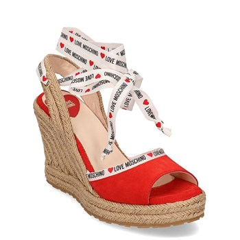 Love Moschino - Sandales - rouge