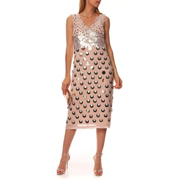 Twinset - Robe droite - rose