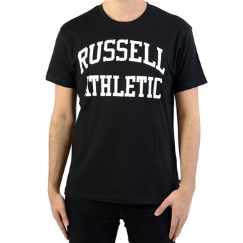Russell Athletic - T-shirt manches courtes - noir