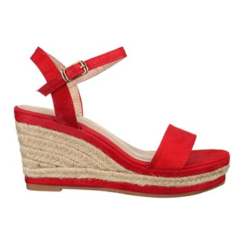 Lily Shoes - 203 - Sandales - rouge
