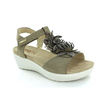 Enval soft - Sandales - taupe