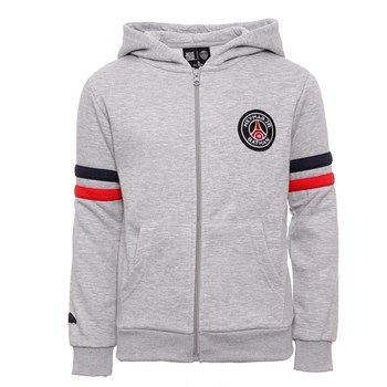 PSG - Neymar jr - Sweat à capuche - gris
