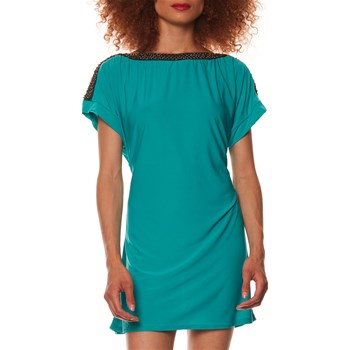 Anabelle Paris - Robe fluide - turquoise