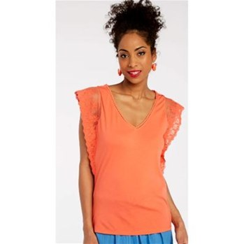 Naf Naf - Top - orange