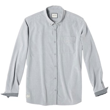 Oxbow - Cants - Chemise manches longues - gris