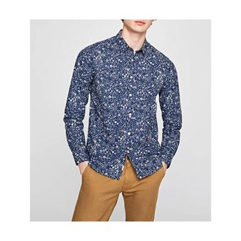 Pepe Jeans London - Kevin - Chemise manches longues - bleu